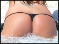 Camsex Show - Sexy Girl in Bikinis und Dessous