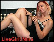 Golden Shower Girl Nina