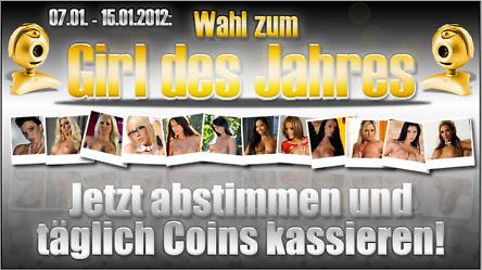 Camgirl - Wahl 2011