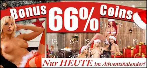 66% Nikolaus-Rabatt für die Livecams